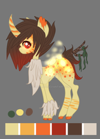 :Remu pony adopt: Raffle (closed) by AzrealRou