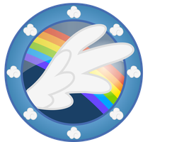 Cloudsdale approved! cloudsdale watermark/icon by Swivel-Zimber
