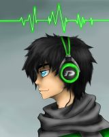 Headphone by BelieveTheHorror