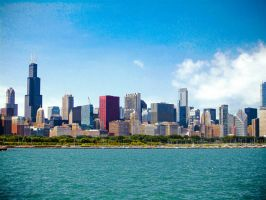 Chicago Day by Halo09Pbc