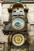 Astronomical Clock by DarkyMoony