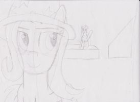 TRIXIE FORGIVEN (sketch) by djjafeth