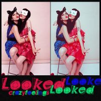 Looked colors action by CrazyFeelings