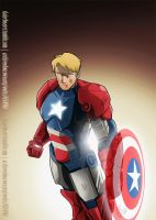 TLA coverSteve by clairebearer