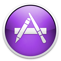 Purple App Store Icon by TheArcSage