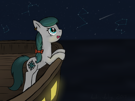Stargazing by daedric-darling