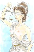Themis by BenTanArt