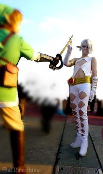 Ghirahim's cosplay but not perfect by Sui-yumeshima