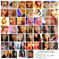 SNSD+fx JUNGSIS by pinefir