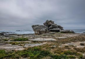 Brittany 21 - Seaside Rock by HermitCrabStock