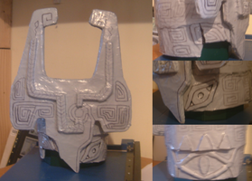 Midna's Helm by Luifex
