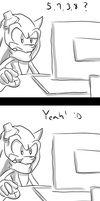 PewDiePie MADNESS! by SonicWind-01
