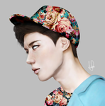 Lee Taemin by Uhcrone