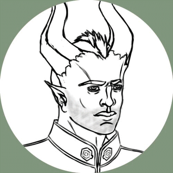 Inquisitor Adaar - Process (animation) by countbars