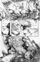 DARK AGES-pencils-Pg03 by RONJOSEPH-ARTIST