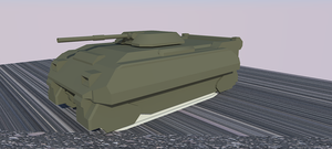 Infantry Fighting Vehicle-wip by Jon-Michael-May