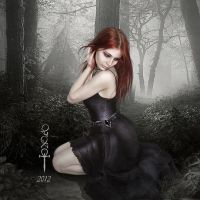 Dark Feelings by vampirekingdom