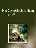 Min CoverGloobus Theme by noyth
