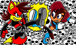 Sally vs. Fiona by Thunder-the-Mouse