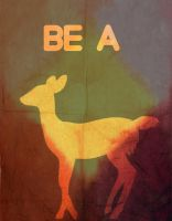 Be a deer by TheUnforgivingsArmy