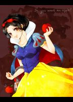 Snow white by NuSinE