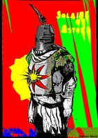 Solaire of Astora by molotovbomb