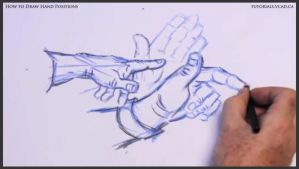 Learn how to draw hand positions 012 by drawingcourse