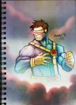 cyclops collab with pablo87 by isip-bata