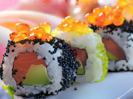 Sushi Mouse-Only Study by Pheoniic
