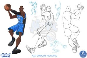 ASV Dwight Howard by DanSchoening