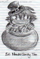 .:Larry the Leprechaun:. by Happy-Jiggly-Ruri