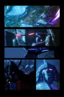 Megatron and Prime by LivioRamondelli