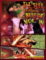BEST OF VOL 14 ON SALE NOW!! by PerilComics