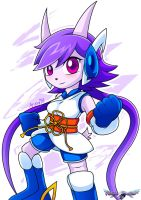 Lilac the dragon FP2 by Arung98