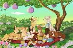 Summer Picnic by HoneyLovage