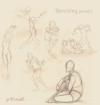 Poses 0.1 by griffsnuff
