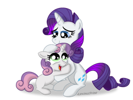 Sisterly Love by AleximusPrime