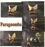 Weekly Sculpture: Paragoomba by ClayPita