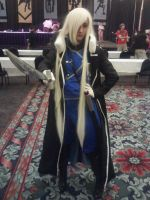 Olivier Armstrong Cosplay by littlecasaroo