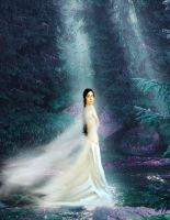 Lady of the Lake by yuula