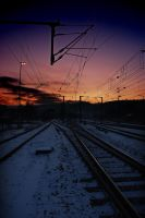 Train in the sky 2 by snipes2