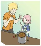 Cooking by halogirl237