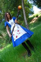 Alice is Ready by Captain-Sparrow
