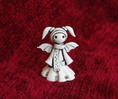 Little Winter Vampire by vavaleff