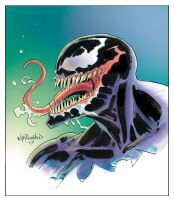 Venom-Color by BillReinhold