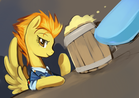 The Usual by Ende26
