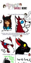 Double Meme c: by steampuff