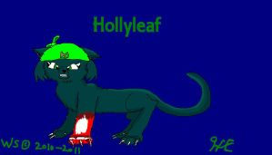 Hollyleaf by Wolvestorms