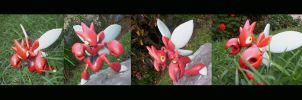 SCIZOR AGAIN :D by unicornstrike