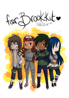 Request ~ For Brookkit by ChibiStarProductions